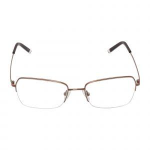 Invisaflex Brown INV 302 - Eyeglasses - Front