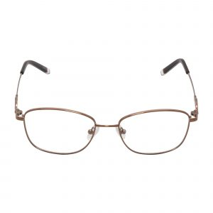 Invisaflex Brown INV 303 - Eyeglasses - Front