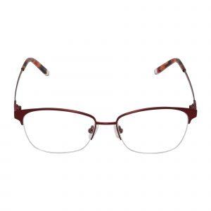 Invisaflex Red INV 304 - Eyeglasses - Front