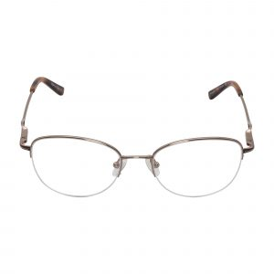 Precision Brown 500 - Eyeglasses - Front