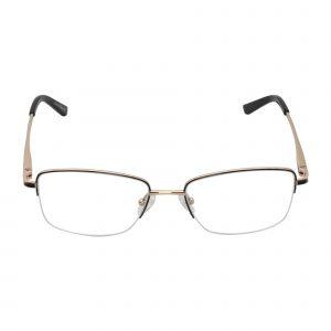 Precision Black 501 - Eyeglasses - Front