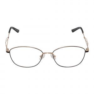 Precision Black 502 - Eyeglasses - Front